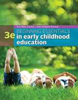 9781305089037-1305089030-Beginning Essentials in Early Childhood Education