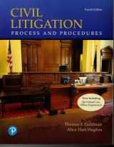 9780134831046-0134831047-Civil Litigation: Process and Procedures (4th Edition)