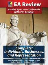 9780999804308-0999804308-Passkey Learning Systems EA Review Complete: Individuals, Businesses, and Representation: Enrolled Agent Exam Study Guide 2018-2019 Edition (Hardcover)