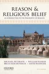 9780199946570-0199946574-Reason & Religious Belief: An Introduction to the Philosophy of Religion