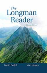 9780133862959-013386295X-The Longman Reader (11th Edition)