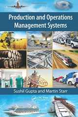 9781466507333-1466507330-Production and Operations Management Systems