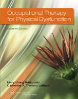 9781451127461-1451127464-Occupational Therapy for Physical Dysfunction Seventh Edition