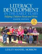 9780133831016-0133831019-Literacy Development in the Early Years: Helping Children Read and Write, Enhanced Pearson eText with Loose-Leaf Version -- Access Card Package (8th Edition)