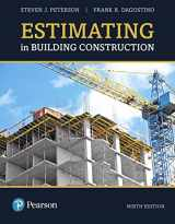 9780134701165-013470116X-Estimating in Building Construction (9th Edition) (What's New in Trades & Technology)