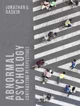 9781137547163-1137547162-Abnormal Psychology: Contrasting Perspectives
