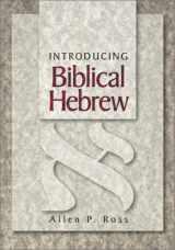 9780801021473-0801021472-Introducing Biblical Hebrew