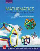 9780078035654-0078035651-Mathematics for Elementary Teachers: A Conceptual Approach