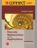 9781259731242-1259731243-Connect Access Card for Discrete Mathematics and Its Applications
