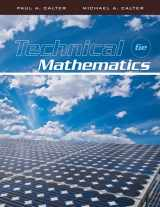 9780470534922-0470534923-Technical Mathematics, 6th Edition