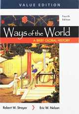 9781319113179-1319113176-Ways of the World: A Brief Global History, Value Edition, Combined Volume