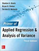 9780071824118-0071824111-Primer of Applied Regression & Analysis of Variance, Third Edition