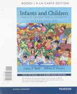 9780134222172-0134222172-Infants and Children: Prenatal through Middle Childhood, Books a la Carte Plus NEW MyLab Human Development -- Access Card Package (8th Edition)