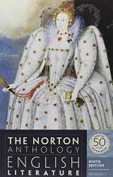 9780393913002-0393913007-The Norton Anthology of English Literature (Ninth Edition) (Vol. Package 1: Volumes A, B, C)