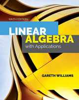 9781284120097-1284120090-Linear Algebra with Applications