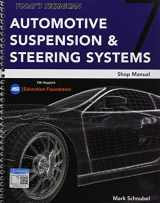 9781337567336-1337567337-Today's Technician: Automotive Suspension & Steering Classroom Manual and Shop Manual