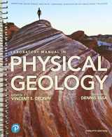 9780135836972-0135836972-Laboratory Manual in Physical Geology (12th Edition)