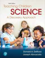 9780134691794-0134691792-Teaching Children Science: A Discovery Approach, with Enhanced Pearson eText -- Access Card Package (What's New in Curriculum & Instruction)