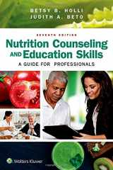 9781496339140-1496339142-Nutrition Counseling and Education Skills: A Guide for Professionals