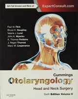 9781455746965-1455746967-Cummings Otolaryngology: Head and Neck Surgery, 6e (OTOLARYNGOLOGY (CUMMINGS)) - 3-Volume Set