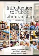 9780838915066-083891506X-Introduction to Public Librarianship, Third Edition