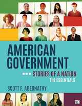 9781452287300-1452287309-American Government; Stories of Strategy and Action, Essentials Edition