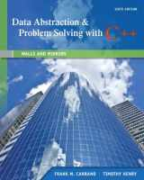 9780132923729-0132923726-Data Abstraction & Problem Solving with C++: Walls and Mirrors (6th Edition)