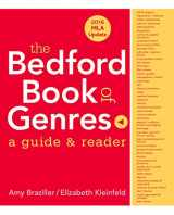 9781319090104-1319090109-The Bedford Book of Genres with 2016 MLA Update: A Guide & Reader