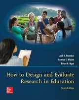 9781260131451-1260131459-Looseleaf for How to Design and Evaluate Research in Education