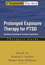 9780195308501-0195308506-Prolonged Exposure Therapy for PTSD (Treatments That Work)