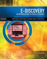 9781111310646-1111310645-E-Discovery: An Introduction to Digital Evidence (with DVD)