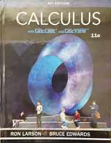 9781337286886-1337286885-Calculus with CalcChat and CalcView, AP Edition, 9781337286886, 1337286885, 2018