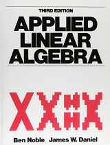 9780130412607-0130412600-Applied Linear Algebra (3rd Edition)