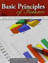 9780757587801-0757587801-Basic Principles of Finance: An Introductory Text