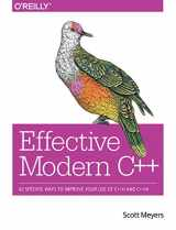 9781491903995-1491903996-Effective Modern C++: 42 Specific Ways to Improve Your Use of C++11 and C++14