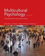 9780190460853-0190460857-Multicultural Psychology: Understanding Our Diverse Communities