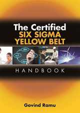 9780873899345-0873899342-The Certified Six Sigma Yellow Belt Handbook