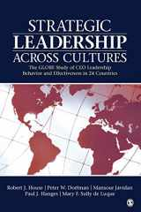 9781412995948-1412995949-Strategic Leadership Across Cultures: GLOBE Study of CEO Leadership Behavior and Effectiveness in 24 Countries