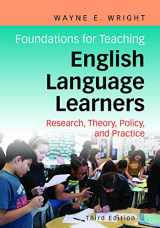 9781934000366-1934000361-Foundations for Teaching English Language Learners: Research, Policy, and Practice
