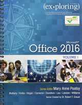 9780134526454-0134526457-Exploring Microsoft Office 2016 Volume 1; MyLab IT with Pearson eText--Access Card--for Exploring Microsoft Office 2016
