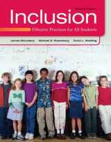 9780132658201-0132658208-Inclusion: Effective Practices for All Students (2nd Edition)