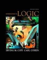 9780136141396-0136141390-Introduction to Logic (13th Edition)
