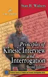 9780849310713-0849310717-Principles of Kinesic Interview and Interrogation, Second Edition