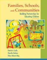 9780133441277-013344127X-Families, Schools, and Communities: Building Partnerships for Educating Children (6th Edition)