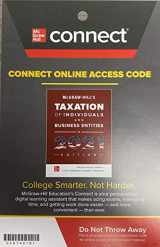 9781260433012-1260433013-Connect Access for McGraw Hill's Taxation of Individuals and Business Entitites 2021 Edition