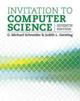 9781305075771-1305075773-Invitation to Computer Science - Standalone book