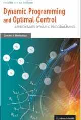 9781886529083-1886529086-Dynamic Programming and Optimal Control (2 Vol Set)