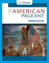 9780357030585-0357030583-The American Pageant, Volume II