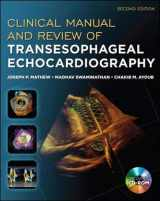 9780071638074-0071638075-Clinical Manual and Review of Transesophageal Echocardiography, Second Edition