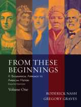 9780205519712-0205519717-From These Beginnings, Volume 1 (8th Edition)